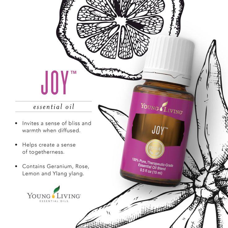Joy Essential Oil Lavender The Spa